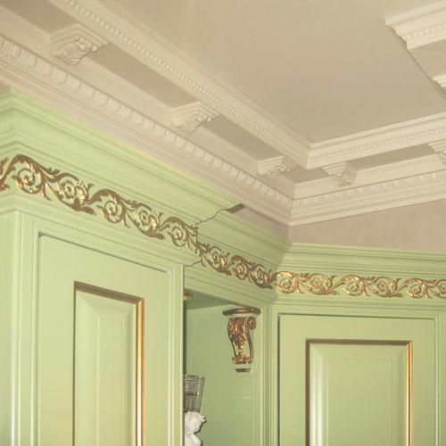 corniche moulure de plafond luxxusorac decor pour deco rail c303. Black Bedroom Furniture Sets. Home Design Ideas