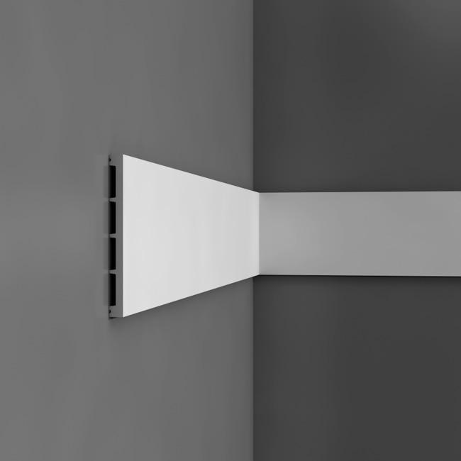Moulure orac decor dx168 2300 plinthe corniche cimaise for Decoupe corniche angle