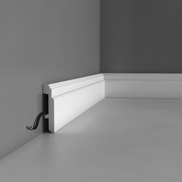 plinthe moulure de plafond axxent orac decor pour deco rail sx155. Black Bedroom Furniture Sets. Home Design Ideas