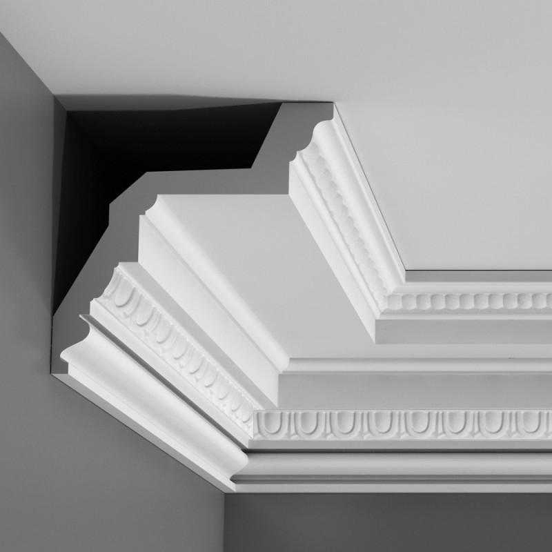 ccorniche plafond d corative luxxus orac decor c307 moulure effet stuc. Black Bedroom Furniture Sets. Home Design Ideas