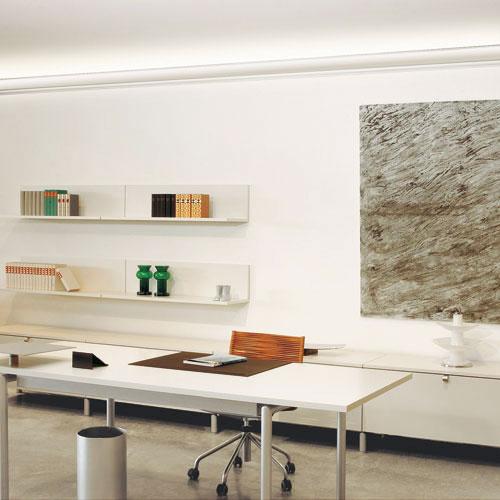 corniche moulure de plafond luxxus orac decor pour deco rail c900. Black Bedroom Furniture Sets. Home Design Ideas
