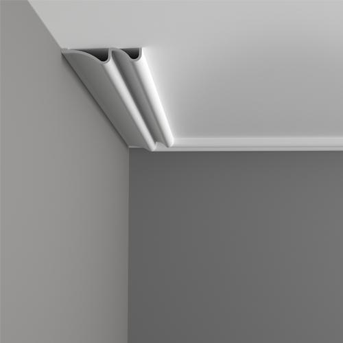moulure cimaise de plafond luxxus orac decor p3071. Black Bedroom Furniture Sets. Home Design Ideas