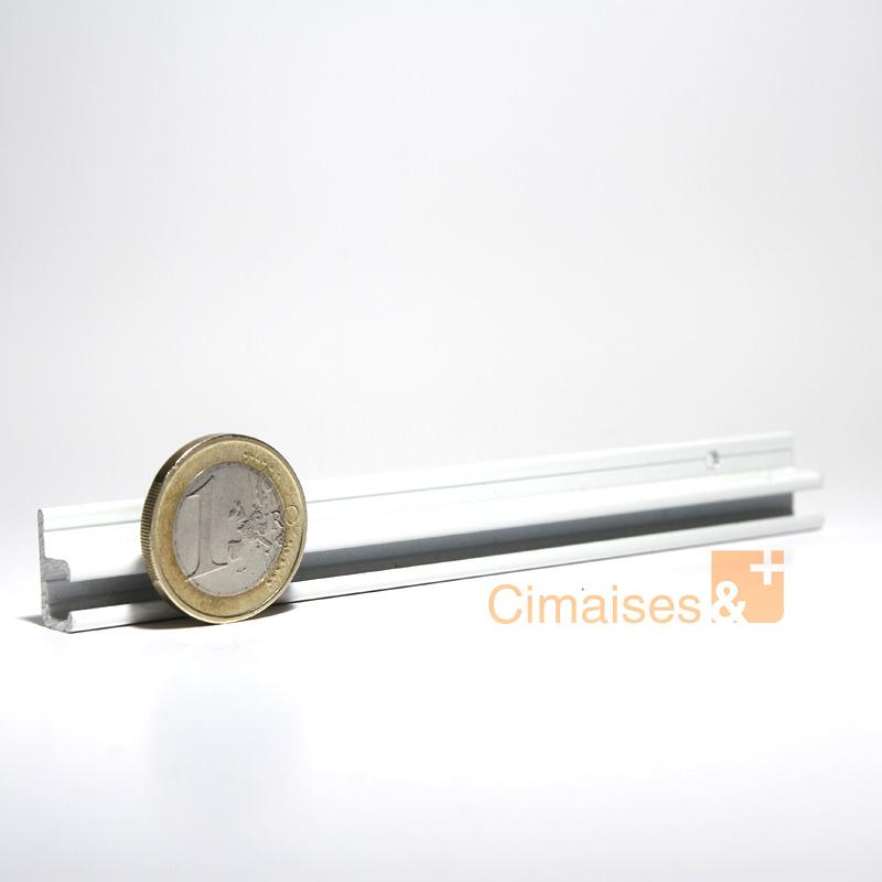 Rail cimaise plafond Top Rail 200cm