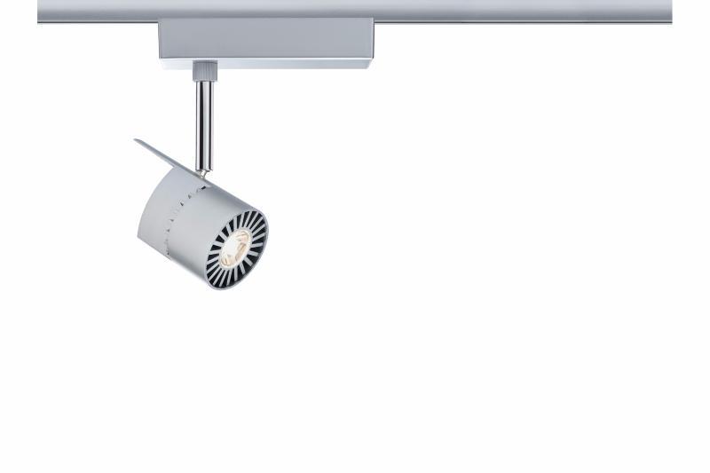 eclairage tableau eclairage sur rail plafond led spot powerled 7 6w paulmann. Black Bedroom Furniture Sets. Home Design Ideas