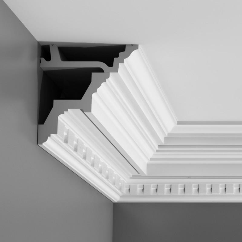 corniche moulure d corative plafond luxxus orac decor c305 moulure effet pl tre. Black Bedroom Furniture Sets. Home Design Ideas
