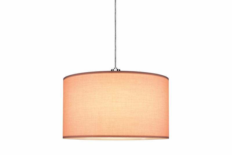 accessoire clairage tableau eclairage sur rail plafond abat jour tessa rose paulmann. Black Bedroom Furniture Sets. Home Design Ideas