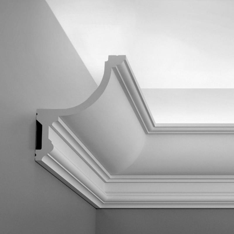 Corniche plafond et clairage indirect orac decor c901 Crown molding india