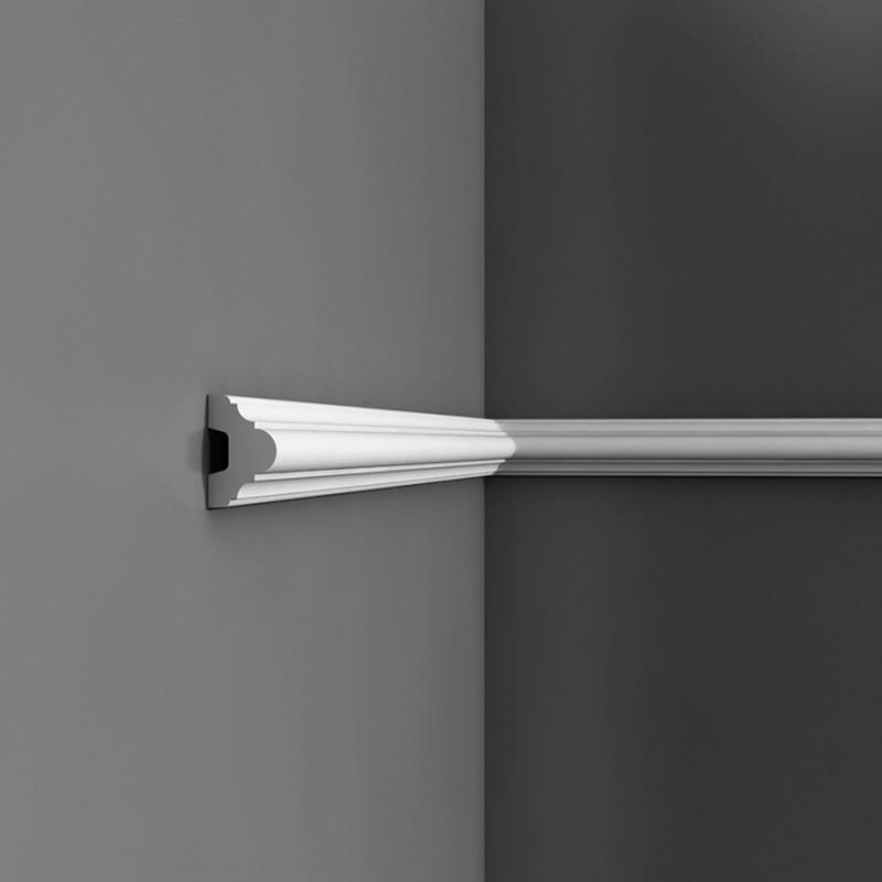 corniche moulure cimaise axxent orac decor pour deco rail p4020. Black Bedroom Furniture Sets. Home Design Ideas