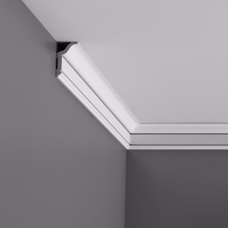 corniche d corative moulure classique de plafond effet pl tre axxent orac decor cx141. Black Bedroom Furniture Sets. Home Design Ideas