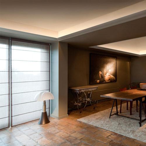corniche moulure de plafond luxxus orac decor pour eclairage indirectc351. Black Bedroom Furniture Sets. Home Design Ideas
