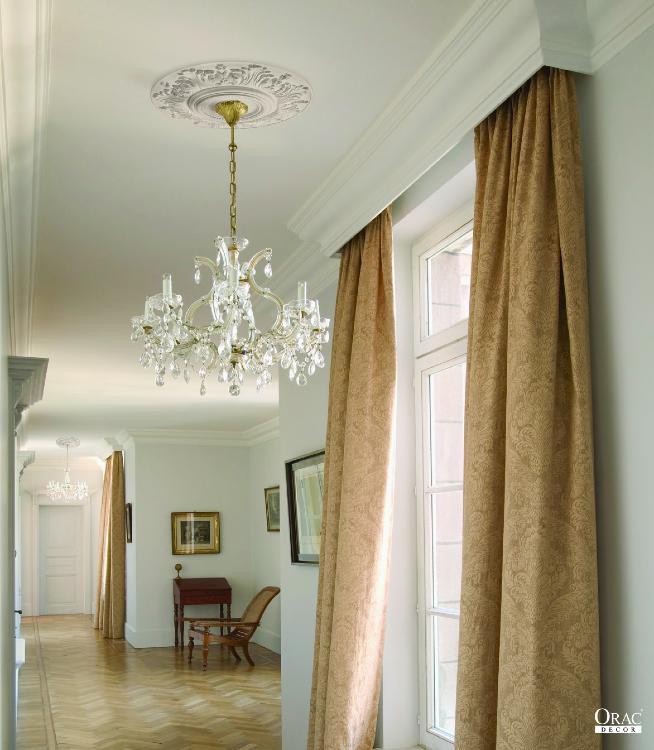 galerie photos moulure corniche plinthe d coration orac decor mises en situations. Black Bedroom Furniture Sets. Home Design Ideas