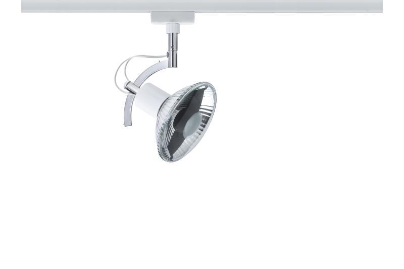eclairage tableau eclairage sur rail plafond halog ne spot roncalli 50w paulmann. Black Bedroom Furniture Sets. Home Design Ideas