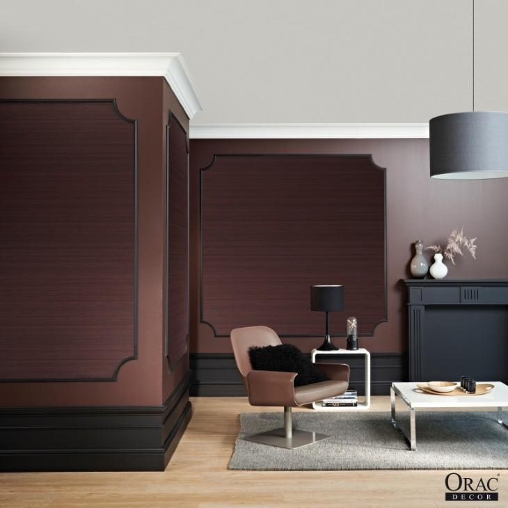 galerie photos moulure corniche plinthe d coration orac decor mises en situations. Black Bedroom Furniture Sets. Home Design Ideas