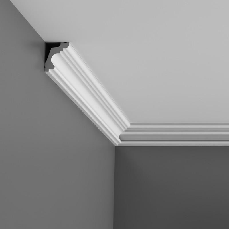 corniche d corative effet pl tre moulure plafond luxxus orac decor c322. Black Bedroom Furniture Sets. Home Design Ideas