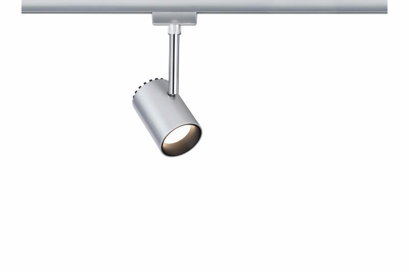Eclairage tableau eclairage sur rail plafond led spot shine 5w paulmann - Eclairage tableau led ...