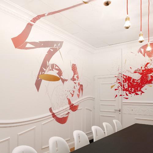 Corniche moulure de plafond luxxusorac decor pour deco for Decoration sous plafond
