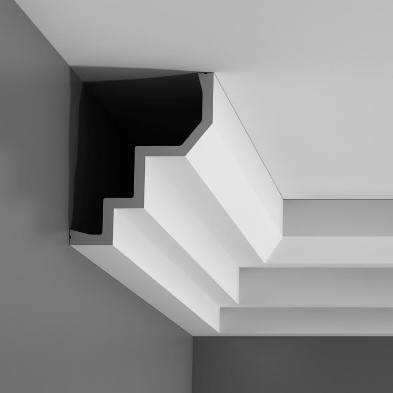 corniche d corative moulures plafond luxxus orac decor c300. Black Bedroom Furniture Sets. Home Design Ideas
