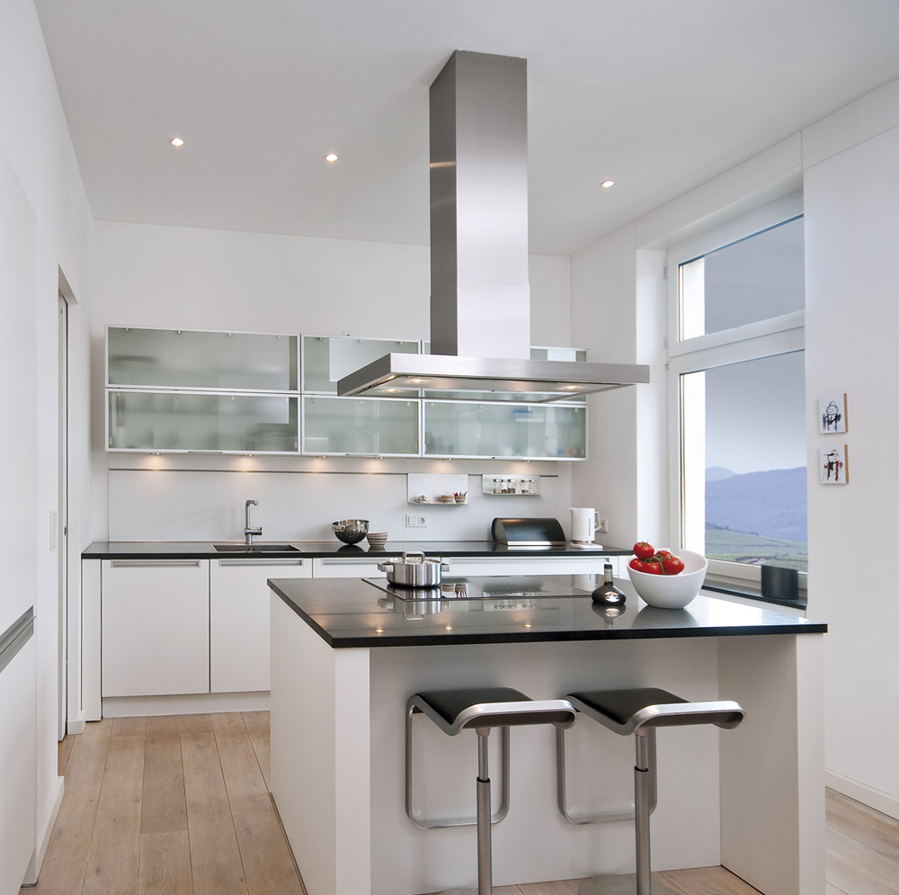 Eclairage tableau spot encastr paulmann led ou halog ne - Eclairage faux plafond cuisine ...