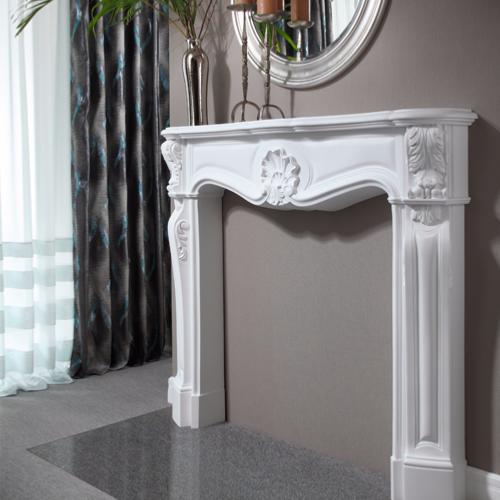 h100c manteau chemin e polyur thane orac decor. Black Bedroom Furniture Sets. Home Design Ideas