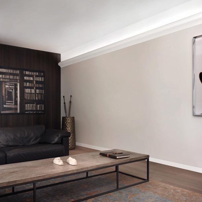 moulure plafond orac eclairage indirect corniche et moulure en polyur thane. Black Bedroom Furniture Sets. Home Design Ideas