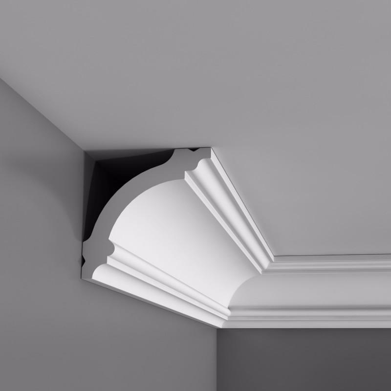moulure de plafond d corative corniche basixx orac decor carton premier prix cb511. Black Bedroom Furniture Sets. Home Design Ideas