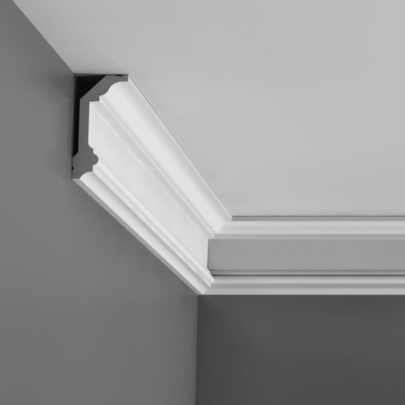 Corniche moulure de plafond luxxus orac decor pour deco rail c321 - Corniche plafond polyurethane ...