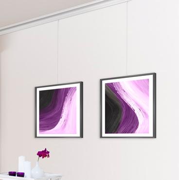 cimaises accrochage tableau par cimaise corniche moulure clairage. Black Bedroom Furniture Sets. Home Design Ideas