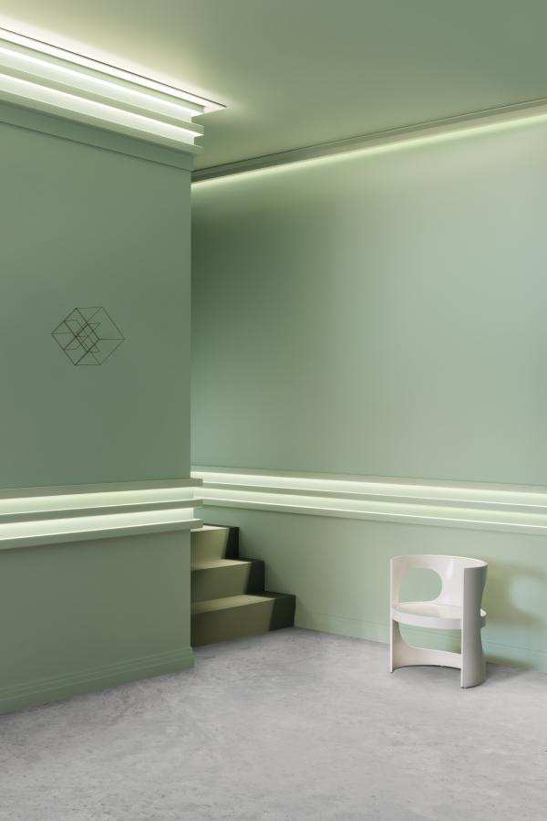Galerie photos moulure corniche plinthe d coration - Cornisas para luz indirecta ...