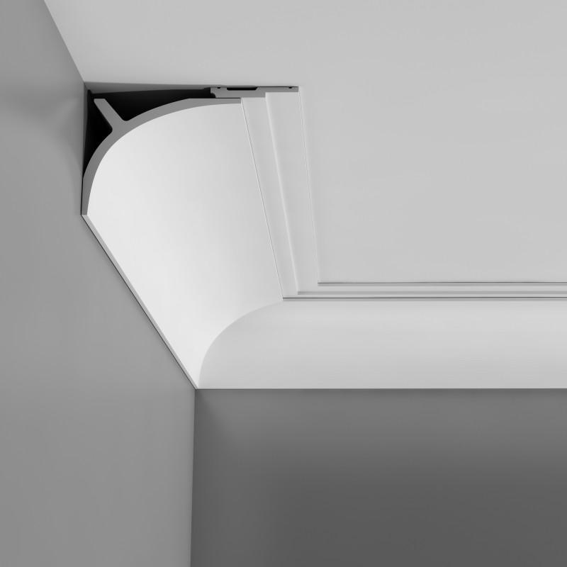 corniche moulure de plafond axxent orac decor pour. Black Bedroom Furniture Sets. Home Design Ideas