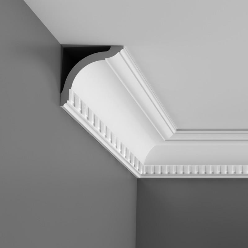 moulure d corative de plafond corniches effet pl tre axxent orac decor pour deco rail cx129. Black Bedroom Furniture Sets. Home Design Ideas