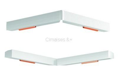 connecteur pour cimaisepro light artiteq pour clairer et accrocher vos tableaux. Black Bedroom Furniture Sets. Home Design Ideas