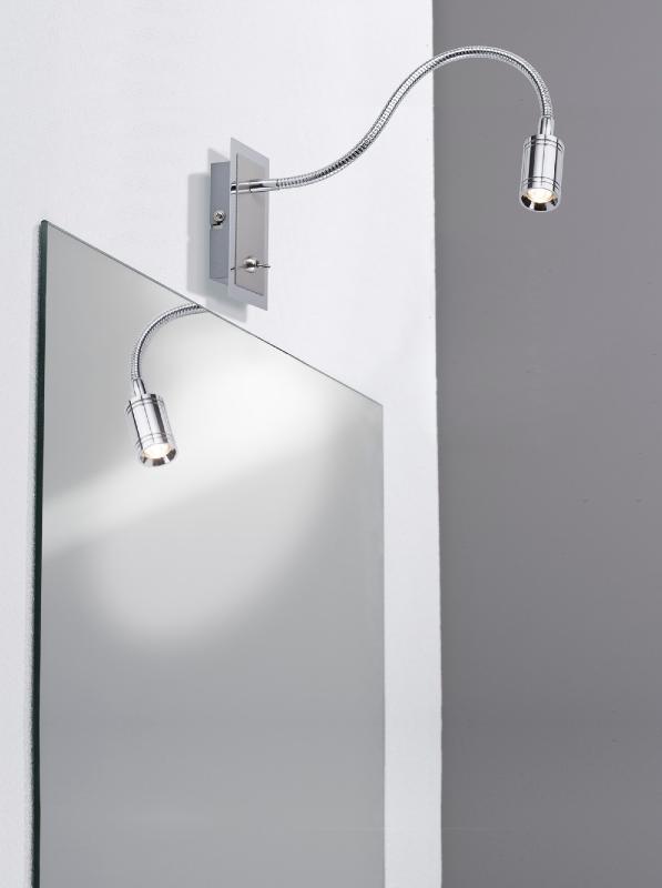 eclairage tableau lampe miroir led zylindro 3w paulmann. Black Bedroom Furniture Sets. Home Design Ideas