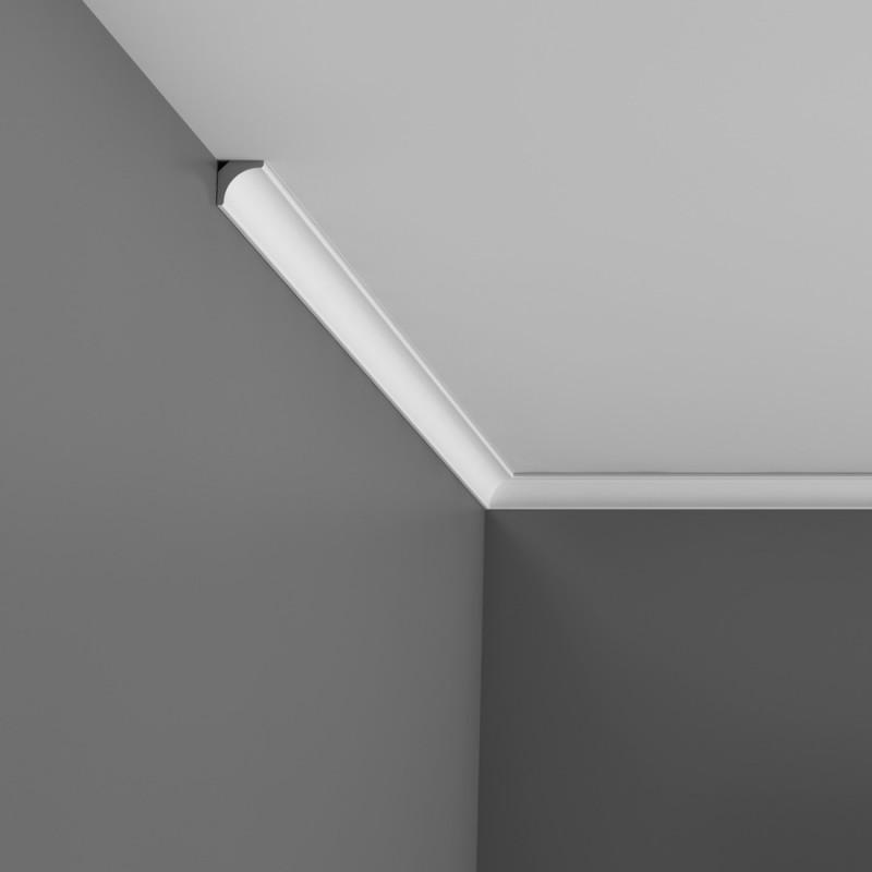 corniche moulure de plafond axxent orac decor pour deco rail cx133. Black Bedroom Furniture Sets. Home Design Ideas