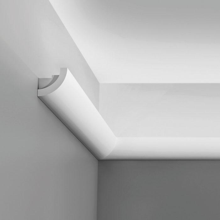 corniche moulure de plafond axxent orac decor poureclairage indirect c362. Black Bedroom Furniture Sets. Home Design Ideas