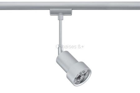 eclairage tableau eclairage sur rail plafond led spot ledmanz2 3w paulmann. Black Bedroom Furniture Sets. Home Design Ideas