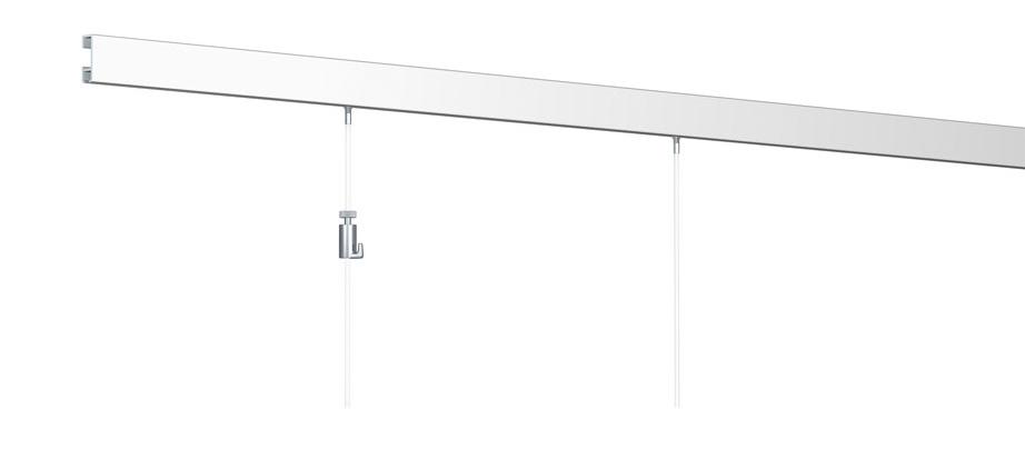 cimaise murale tableau click rail arti teq. Black Bedroom Furniture Sets. Home Design Ideas