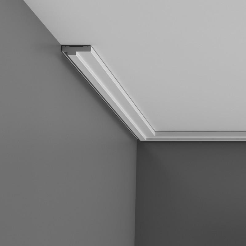 Corniche Plafond Led Castorama – Maison Image Idée