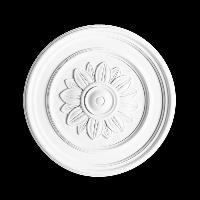 Rosace De Plafond Orac Décor Polyuréthane Effet Plâtre