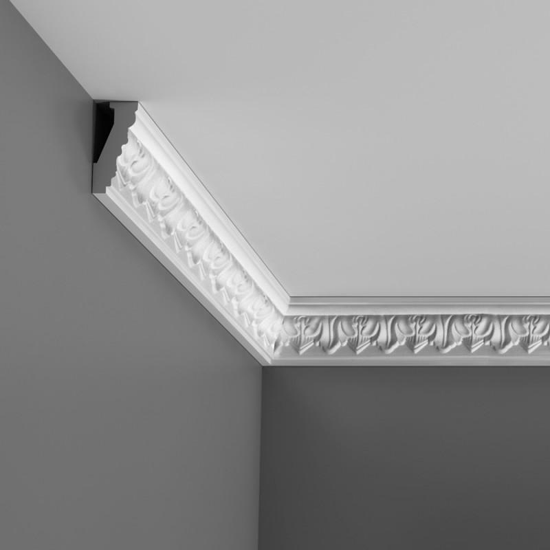 Baguette d corative corniche plafond orac decor c214 - Baguette moulure decorative ...