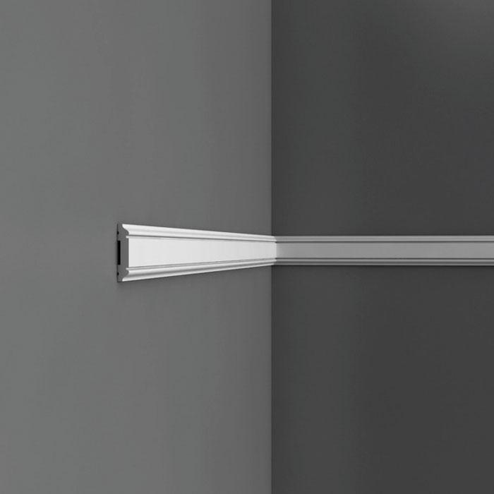 corniche moulure cimaise axxent orac decor pour deco rail px144. Black Bedroom Furniture Sets. Home Design Ideas