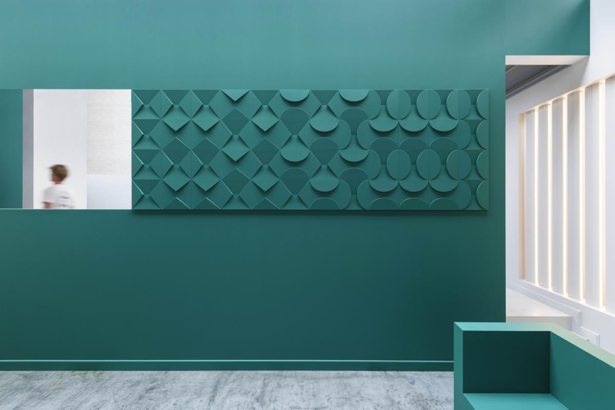 rev tement 3d pour d coration mural panneau en relief orac decor. Black Bedroom Furniture Sets. Home Design Ideas