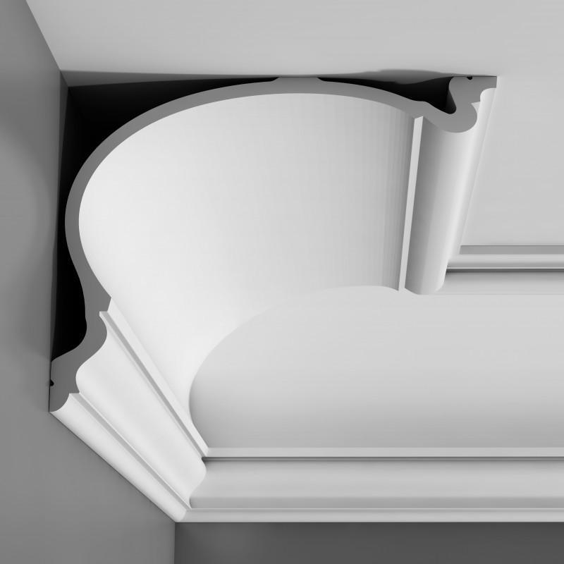 corniche murale moulure d corative de plafond luxxus orac. Black Bedroom Furniture Sets. Home Design Ideas