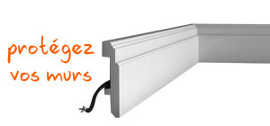 Corniches et moulures pour d coration murale cimaises for Fausses poutres decoratives polyurethane
